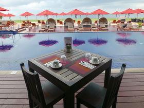 フィジー本島の海前便利ホテル!ヒルトンフィジービーチリゾート