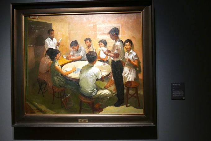 東南アジアのアートが集合!歴史を知る作品も