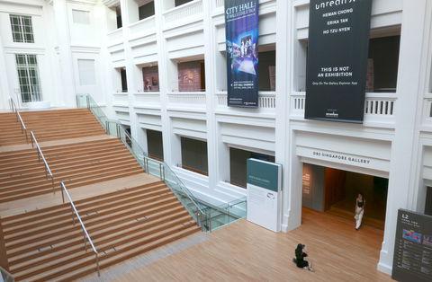 東南アジア美術の宝庫!ナショナル・ギャラリー・シンガポール