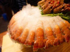 釜山で大ブーム「東莱別荘 西面店」で絶品の済州エビが食べたい!