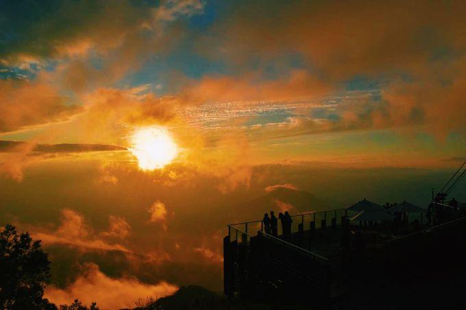 感動の雲海チャンスを逃さない!ポイントは?