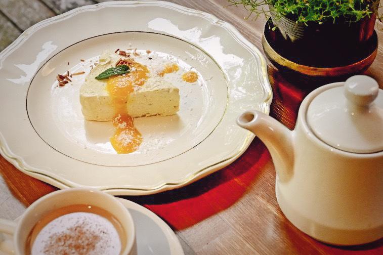 軽井沢で本格的なスパイス料理を「サジロカフェ リンデン」