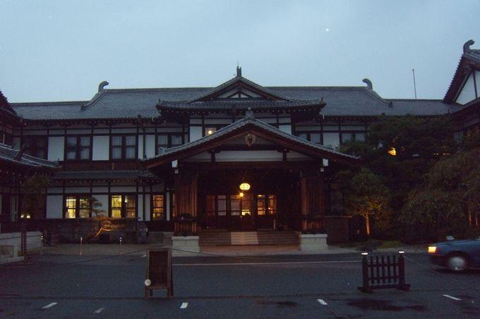 創業100周年を迎えた奈良ホテル