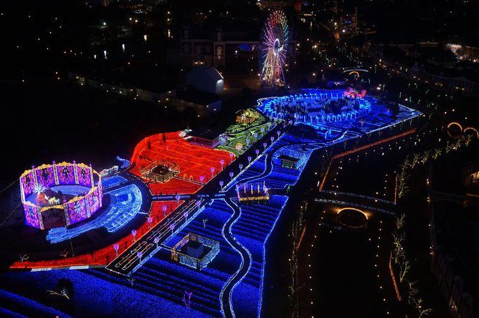 「ハウステンボス」は1年中楽しめる日本最大のテーマパーク