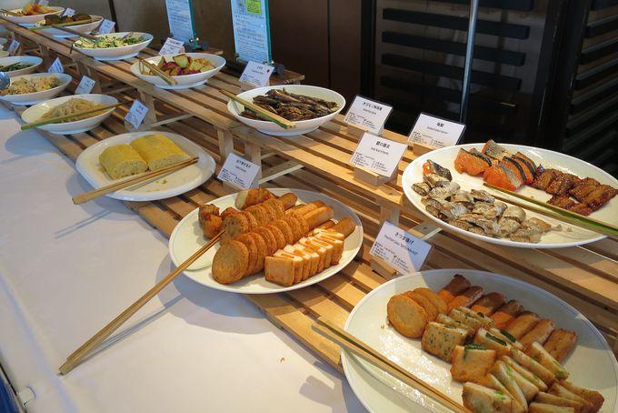 朝食のおいしいホテル 九州一の実力!