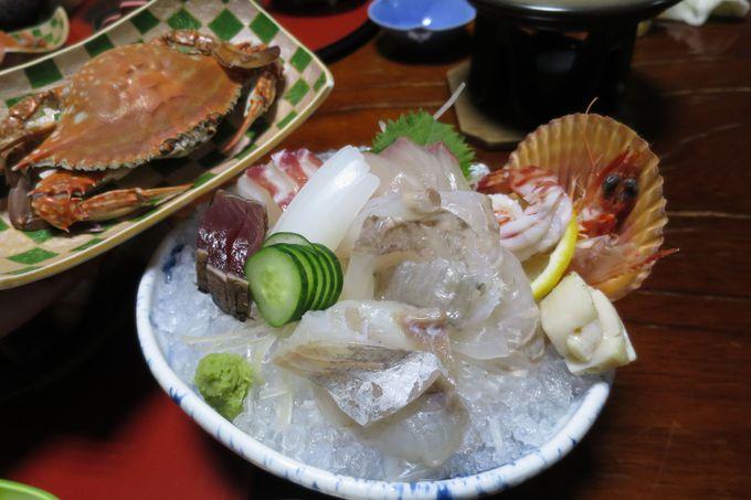 海鮮てんこ盛り!刺身も大満足の美味しさ