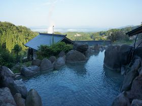 感動の絶景露天風呂!熊本・はげの湯温泉「旅館山翠」は温泉パラダイス!