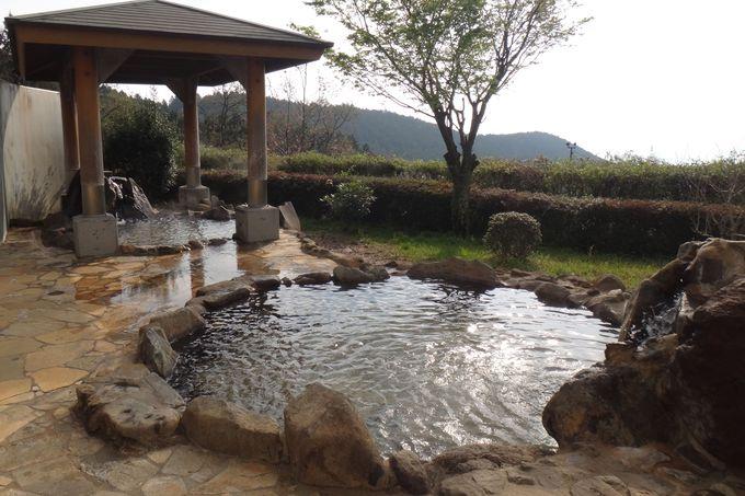 鞍岳の湯と夕焼けの湯を満喫しよう