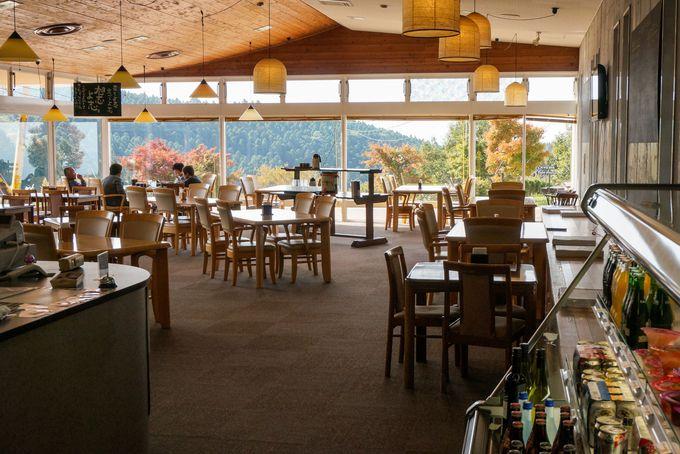 展望レストラン、手ぶらでバーベキューもオススメ