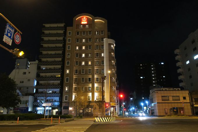 地下鉄の駅から徒歩2分の好立地!