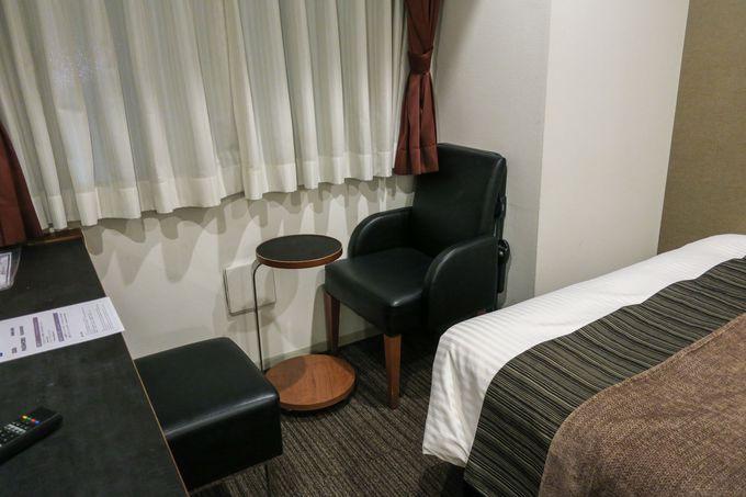 ホテルライフが満喫できる多彩な客室プラン