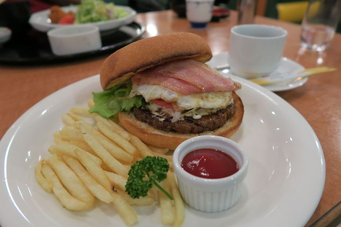 長崎グルメやビュッフェが楽しめるレストラン