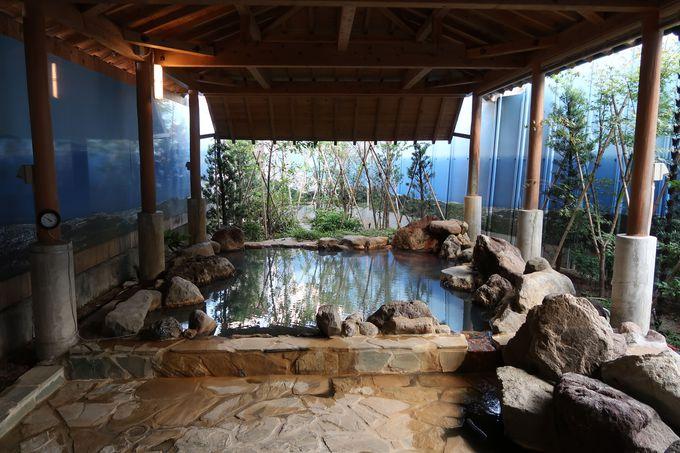姉妹ホテル3ヶ所の温泉入浴が無料サービス