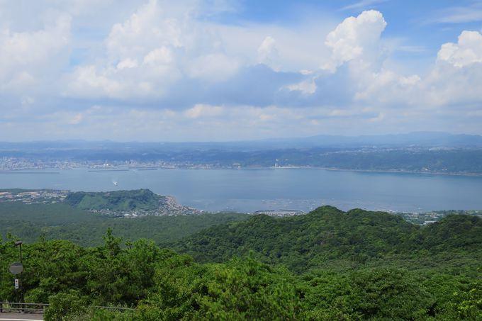 絶景ビュースポット!湯之平展望所と有村溶岩展望所