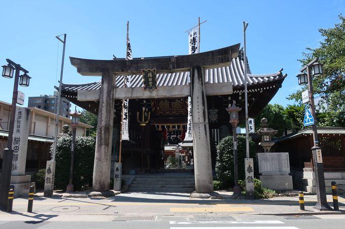 12.櫛田神社