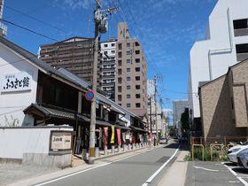 ホテルニューガイア博多は櫛田神社から徒歩1分!博多観光に好立地