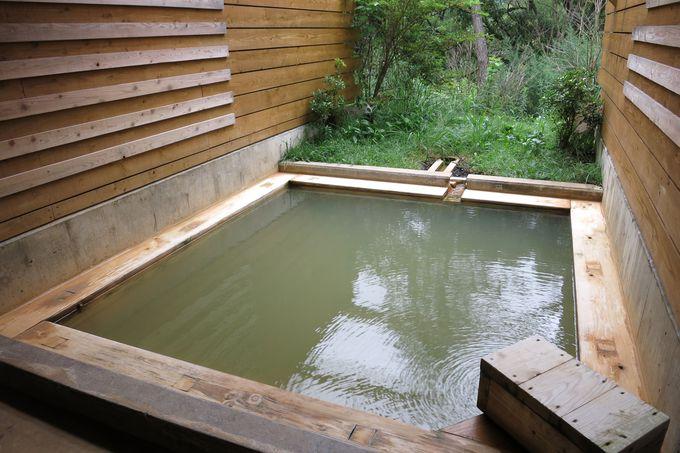 大浴場、5室の貸切風呂も入り放題!