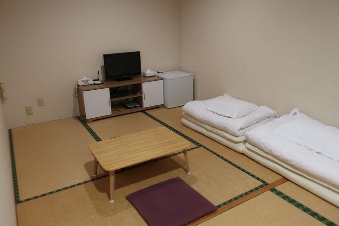 手軽な宿泊プランが揃い、温泉付き客室もリーズナブル