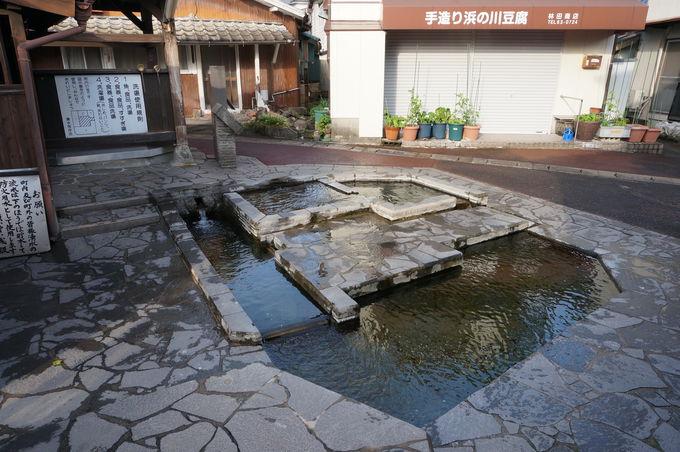 歴史と湧水にあふれる水の都「島原」