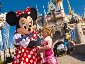 カリフォルニア ディズニーランド・パークのプラザ・インでキャラクターブレックファストを楽しもう