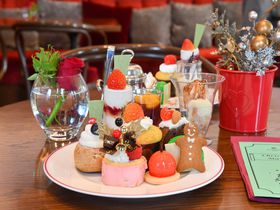 クリスマスマーケットで味わう「セントレジスホテル大阪」デザートブッフェ2019