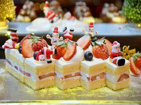 冬のNYがテーマ! アートで華麗な「セントレジスホテル大阪」クリスマス2018