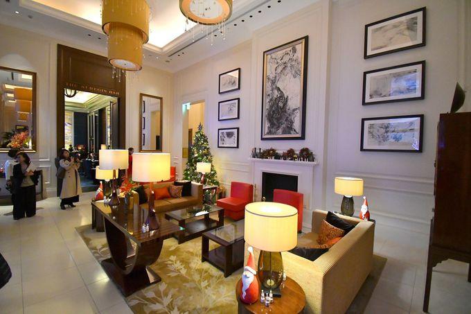 最高級ホテルならではの豪華クリスマスケーキ&ギフト
