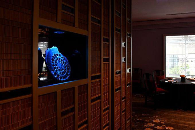 リニューアルで「個室」増加、ホールのデザイン随所にこだわり
