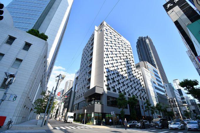 大阪のオフィス街・北浜エリア、どこへ行くにも便利な場所