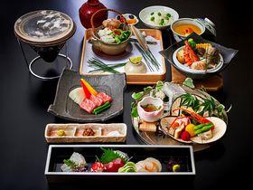 大阪の味を本格和食料理で!「ホテルグランヴィア大阪」新レストラン