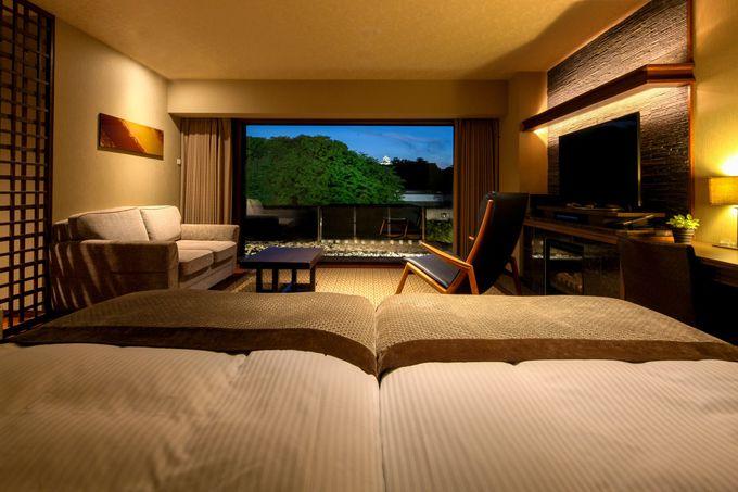 国宝彦根城を望む極上ホテルステイ「彦根キャッスル リゾート&スパ」