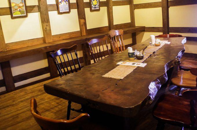立派な蔵のカフェ+ギャラリー灯環