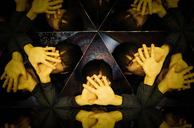 世界一の万華鏡が見られる贅沢な「万華鏡ギャラリー見世蔵」