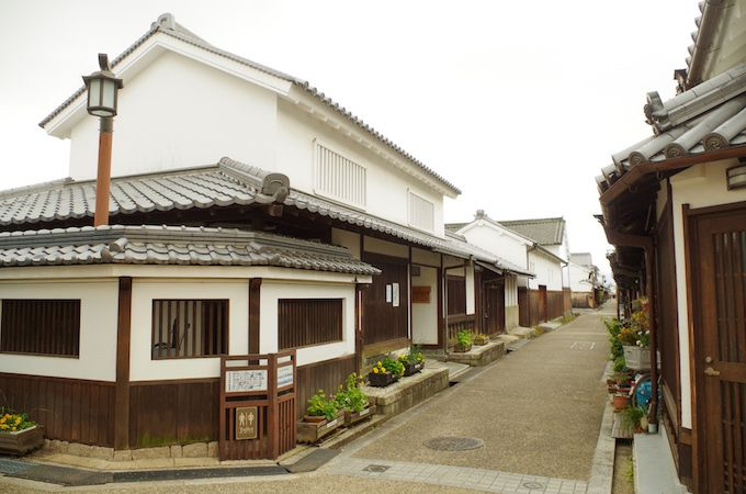 江戸時代を真空パック!美しい奈良の町「今井」をゆっくり散歩