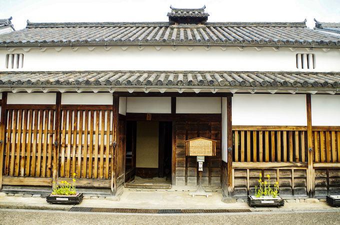 旧米谷家住宅で江戸時代の暮らしを想像してみよう