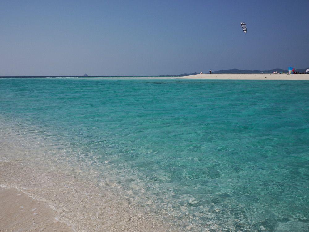 東洋一の砂浜の島「はての浜」は東洋一の美しさ!
