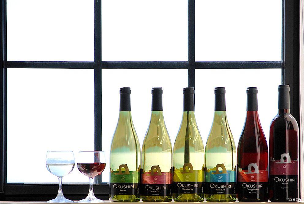 日本で唯一!離島でつくるワイン!!北海道「奥尻ワイナリー」