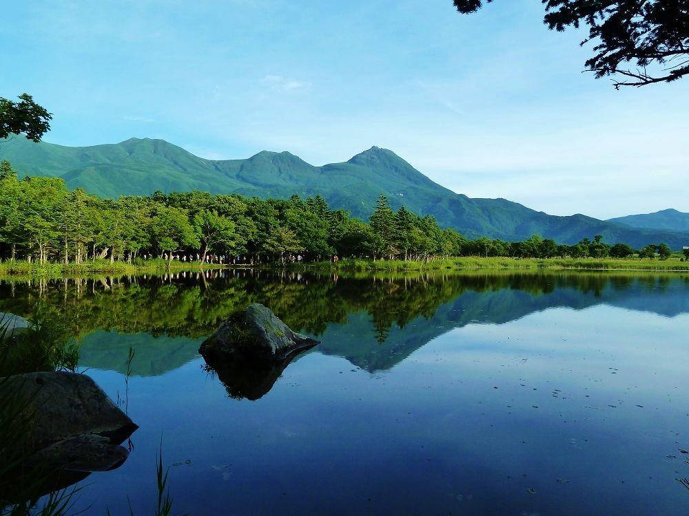 世界自然遺産の原生林に佇む神秘的な「知床五湖」を歩こう