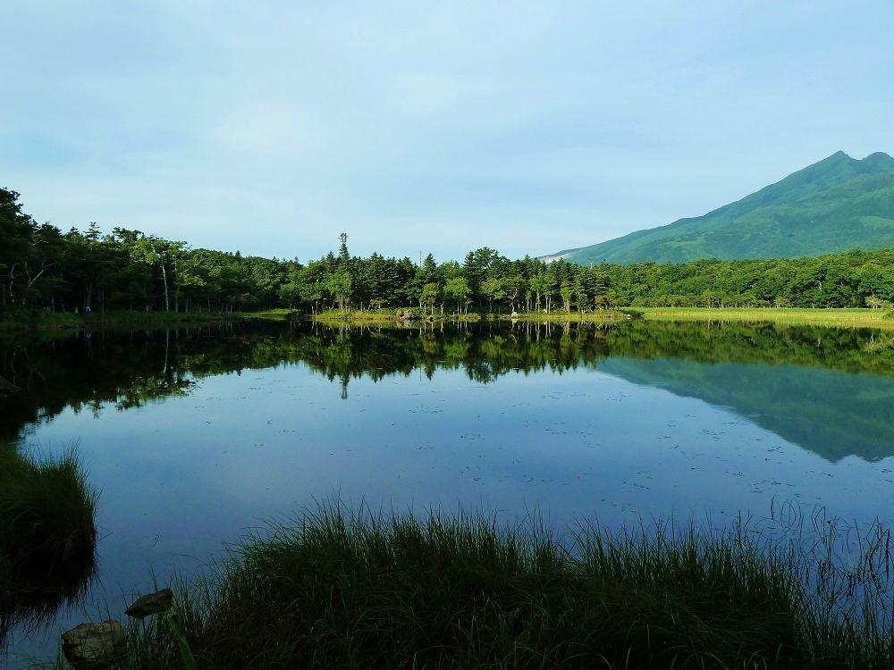 28.「知床五湖」世界自然遺産