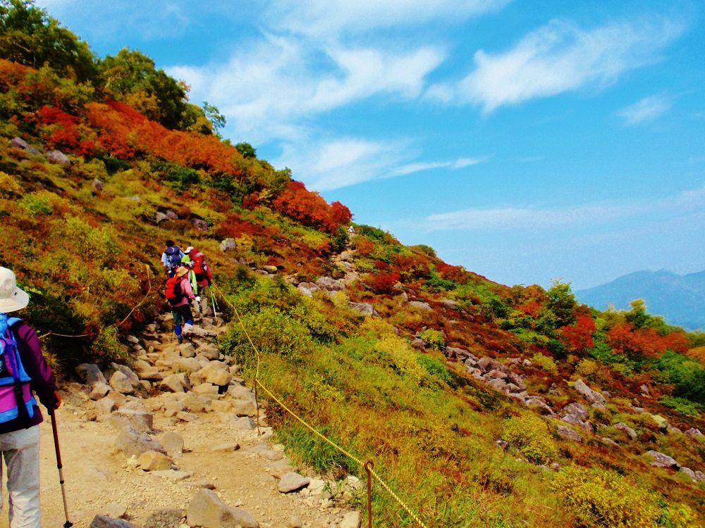 4.赤岳銀泉台