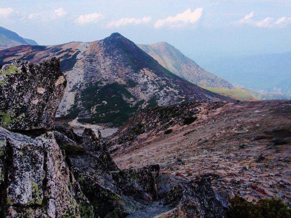 赤岳山頂から眺める絶景!