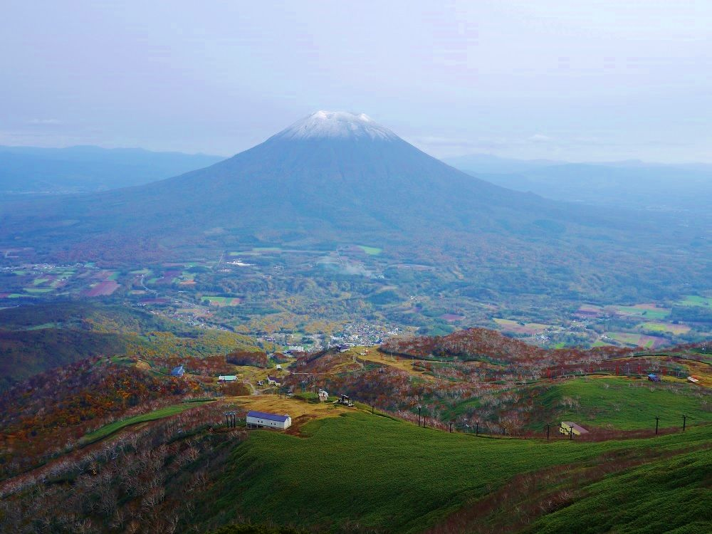 登山は苦手…でも絶景の秋景色を楽しみたい皆様へのオススメ