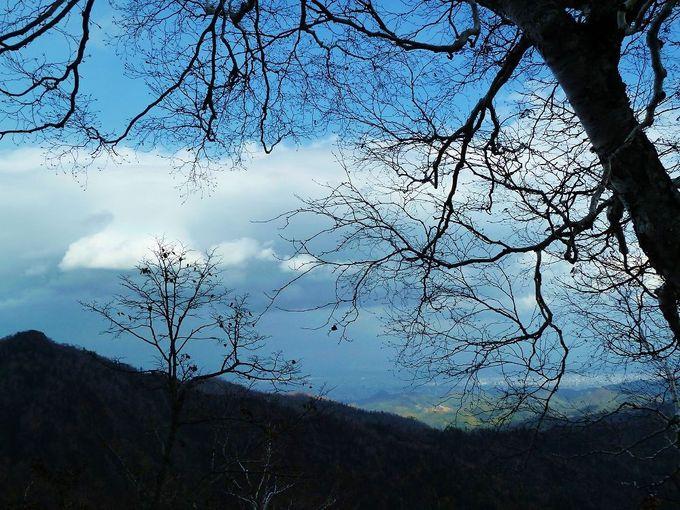 神威岳山頂で待っているもの