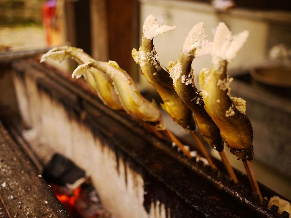香嵐渓オススメ!美味しいものを食べてお腹も大満足♪