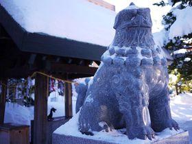 初詣は札幌中心部の恋愛成就パワースポット「北海道神宮頓宮」へ!