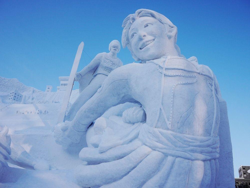 混雑を避ける攻略法も伝授!迫力の大雪像「さっぽろ雪まつり」