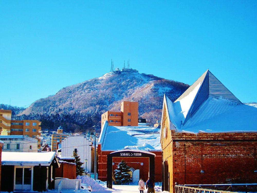 白に染まる美しい街、冬の「函館」へ観光にでかけましょう♪