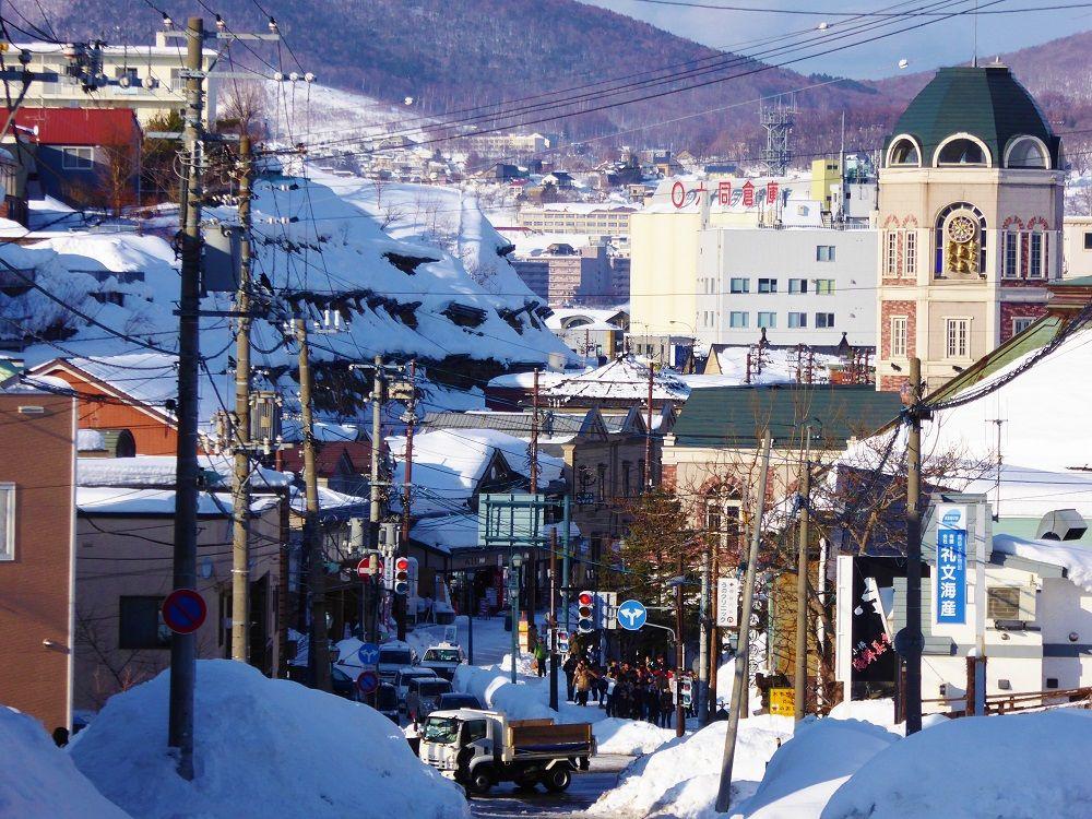 JR南小樽駅から小樽駅へ!情緒あふれる街を歩く小樽観光