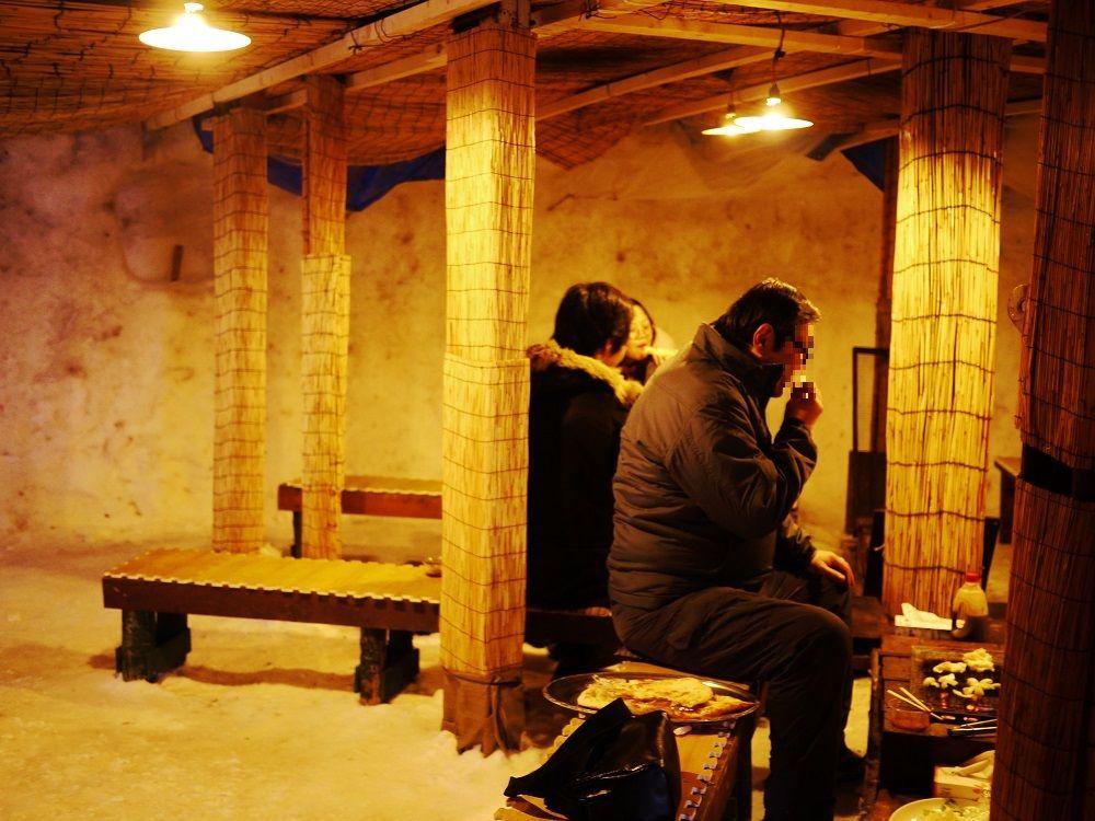 巨大かまくらでジンギスカン!豊平峡温泉で冬の北海道を満喫