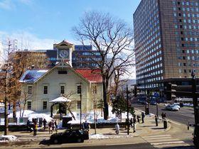 北海道を代表する観光名所「札幌市時計台」を撮るならココ!